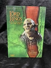"""Sideshow Weta Lord Of The Rings """"Orc Overseer"""" Mini Bust Statue Figure"""