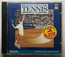 International Tennis Open - Philips CDI CD-I Video Game