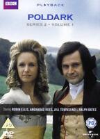POLDARK SERIES 2 VOLUME 1 ROBIN ELLIS RALPH BATES BBC 2 DISC BOX SET UK DVD  NEW