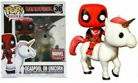Exclusive Deadpool on Unicorn Collector Corps Funko Pop Vinyl New in Mint Box