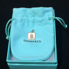95e03ce0e Tiffany & Co. Sterling Silver Lexicon Bag Tag Charm, Retired, BNIB 29256136