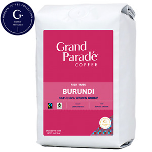 Unroasted Green Coffee Beans, 3 lbs Burundi Kayanza Specialty SHG EP, Fresh 2021