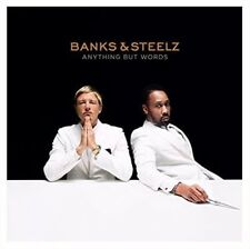 Anything but Words 0093624919537 by Banks & STEELZ CD