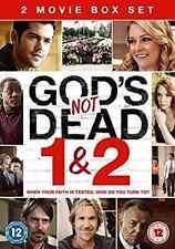 God S Not Dead 1 & 2 (Dvd)  DVD NEW