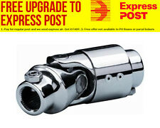 Borgeson Borgeson Polished Stainless Steel Vibration Reducer/Universal Joint  T9