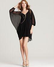 """Diane Von Furstenberg """"Fleurette"""" Silk Chiffon Dress Size 4 / AUS 8-10, RRP $550"""