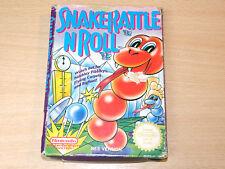 Nintendo Nes-Serpiente Cascabel & Roll Por Nintendo