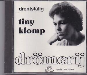Tiny Klomp-Dromerij cd album
