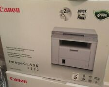 Brand new Canon imageCLASS D530 All-In-One Laser Printer /toner