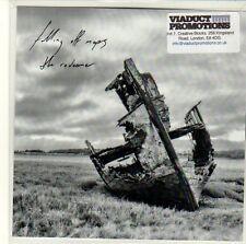 (EQ658) Falling Off Maps, The Redeemer - 2013 DJ CD