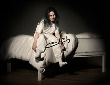 ** BILLIE EILISH SIGNED POSTER PHOTO 8X10 RP HOODIE AUTOGRAPHED PICTURE
