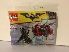 LEGO BATMAN MOVIE BATMAN IN THE PHANTOM ZONE 30522 NEW AND SEALED