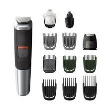 Philips Barbero MG5740/15 Recortador barba y precisión 12 en1 tecnología Dualcut