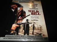 "DVD NEUF ""WILD BILL"" Jeff BRIDGES, Ellen BARKIN, John HURT - western"