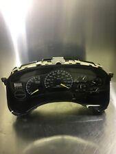 2000-2001-2002 Tahoe Yukon Silverado Sierra Cluster Speedometer