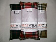 TARTAN  Heat/Cool pack.Microwaveable/Freezable. Wheat bag - UNSCENTED