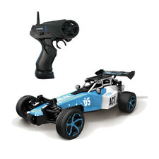 Carrera 370240001 Shorts Truck Buggy Light Blue/White R/C Vehicle New !°
