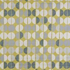 Curtains - Prestigious Textiles - Shoreditch Saffron - Pencil Pleat, Eyelet