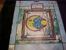 Celestial Star Moon Gallery Glass Patterns Instructions Styrene Combing Tool Lea