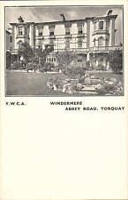 Torquay. Y.W.C.A. Wndermere, Abbey Road.
