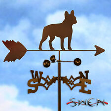 Hand Made French Bulldog Weathervane *NEW*