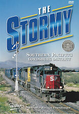 The Stormy - Southern Pacific's Lordsburg District DVD SP SF UP Amtrak Pentrex