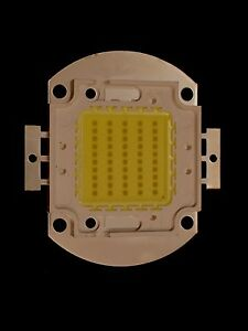 CHIP LED HAUTE PUISSANCE 50 WATTS EQUIVALENTS A 400 W INCANDESCENCE