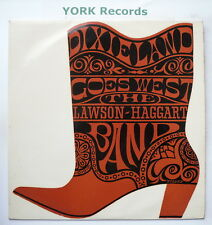 LAWSON-HAGGART BAND - Dicxieland Goes West - Excellent Con LP Record World T 215