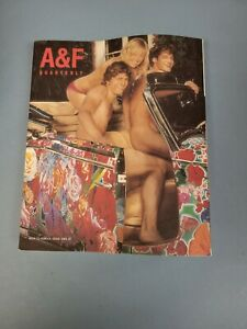 Abercrombie & Fitch~A & F Quarterly Back To School 2002~Bruce Weber