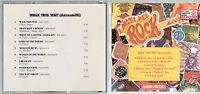 AEROSMITH CD I MITI DEL ROCK abbinamento editoriale FABBRI EDITORI made in ITALY