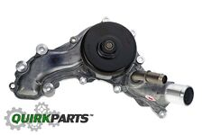 OEM Dodge Jeep Chrysler 3.6 Pentastar V6 Water Pump Cherokee Durango 5184498AK