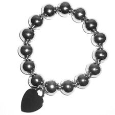STRETCH BRACELET/BANGLE 'SILVER'