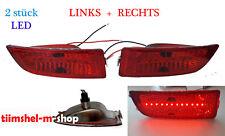 2 stück LED Rot Heck Begrenzungsleuchten Für Merzedes Sprinter, Crafter  2006+