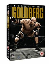 WWE Goldberg - The Ultimate Collection 5030697024145 DVD Region 2