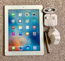 EXCELLENT Apple iPad 4th Generation 32GB, Wi-Fi, 9.7in -White, RETINA DISPLAY