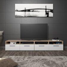 Mobile porta TV moderno mobile soggiorno salotto con 4 frontali ribaltabili