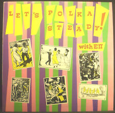 LP EDWARD THE SECOND AND THE RED HOT POLKAS-polkasteady, Presque comme neuf