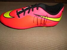 Retired Players Surname Initial W Signed Football Boots
