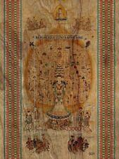 Central Africa 2019 Religion BuddhismThousand-hand Bodhisattva Wood
