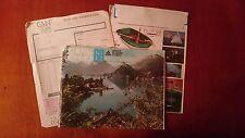 """Catalogue de 1968  """"Camping été 68""""  avec fascicules"""