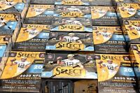 NFL 2020 Panini Select Football Blaster Box / Hanger Box In Hand Ships Fast