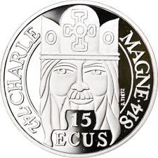 [#218163] Monnaie, France, 100 Francs-15 Ecus, 1990, Paris, FDC, Argent, KM:989