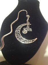 Special mum.. filligree book mark silver plated
