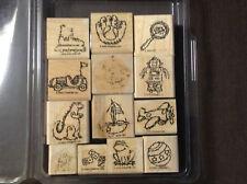 """Stampin' Up! Toy Box """"2002"""" stamp set"""