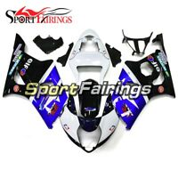 For Suzuki GSXR1000 K3 2003 2004 Injection Blue Black White Bodywork Fairing Kit