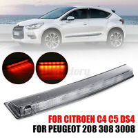 High Level 3rd Rear Stop Light 6351HH For Peugeot 208 308 3008 Citroen C4 C5