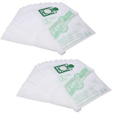 20 x Numatic Henry Hetty HEPAFLO Hoover Bags Vacuum Cleaner Cloth Hepa Flo Bag