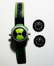 Ben 10: Alien Force Omnitrix Projector (Bandai, 2008) w/ 2 Discs Roleplay Watch