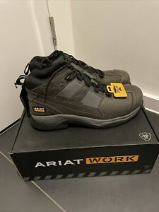 ariat work boots Steel Toe Size Uk11 Brand New