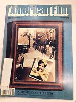 American Film Magazine Memory Of Harlem William Miles November 1978 040517nonr